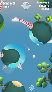 Golf Skies Mod Apk (Unlimited Money/Unlocked) 2