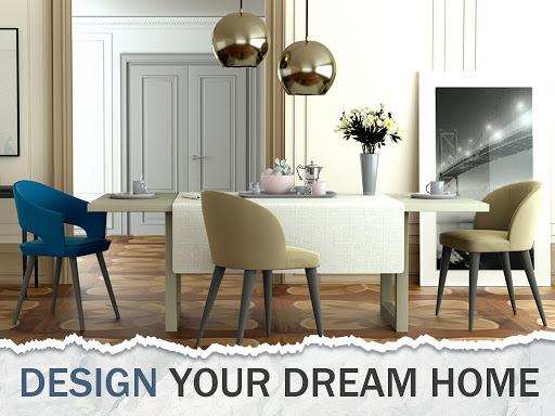 Dream Home u2013 House & Interior Design Makeover Game modavailable screenshots 14