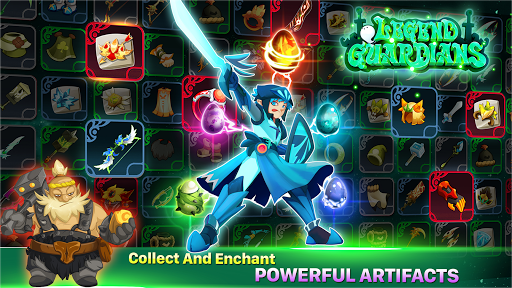 Epic Knights: Legend Guardians - Heroes Action RPG screenshots 2
