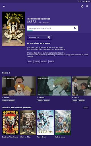 AnimeLab - Watch Anime Free 2.7.1 Screenshots 16