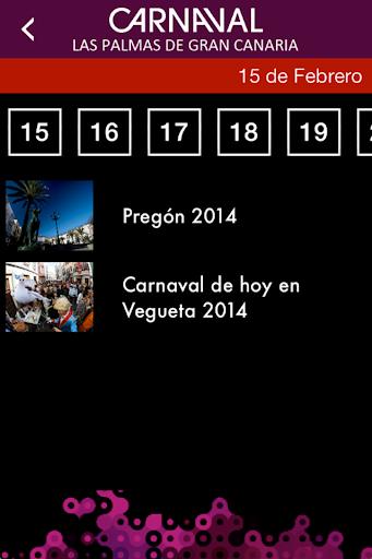 Carnaval de Las Palmas de Gran screenshots 3