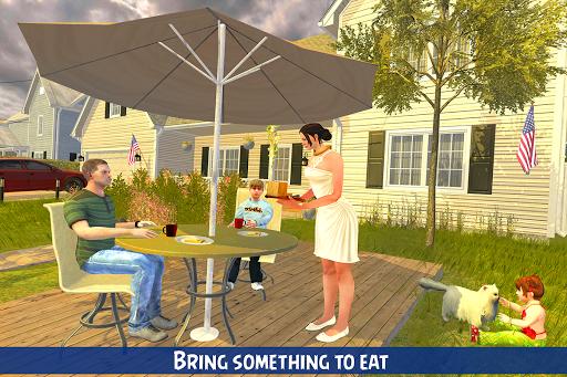 blessed virtual mom: mother simulator family life  screenshots 7