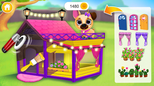 Kiki & Fifi Pet Friends - Virtual Cat & Dog Care 5.0.30021 Screenshots 24