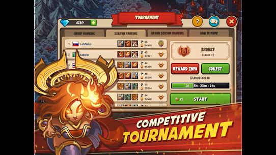 Empire Warriors Premium: Tower Defense Games 6