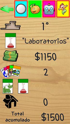 Monopolio.  screenshots 5
