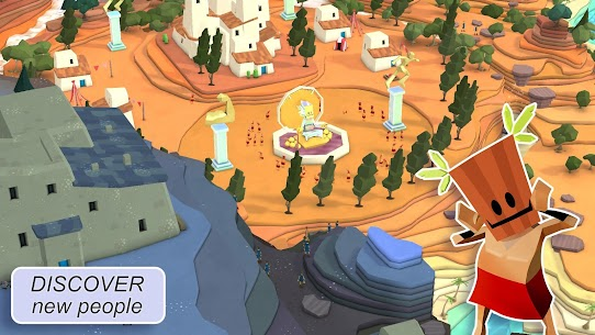 Godus MOD APK Download (Unlimited Gems & Belief) For Android 1
