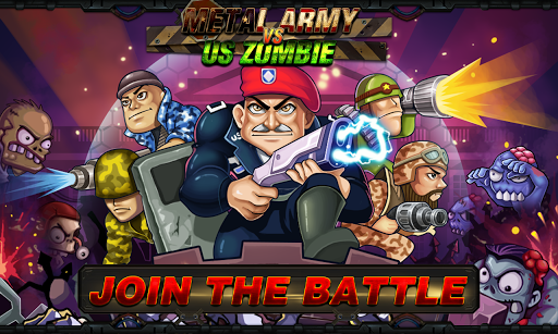 Army vs Zombies : Tower Defense Game 1.1.0 screenshots 1