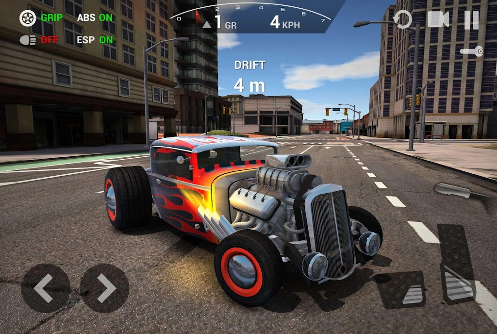 Ultimate Car Driving Simulator poster 7