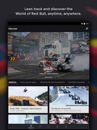 Foto do Red Bull TV: Movies, TV Series, Live Events