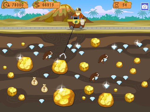 Gold Miner World Tour: Gold Rush Puzzle RPG Game apktram screenshots 14