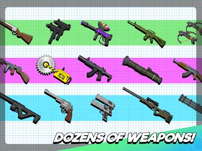 Gun Fu: Stickman 2 APK MOD HACK (Dinero Infinito) 5