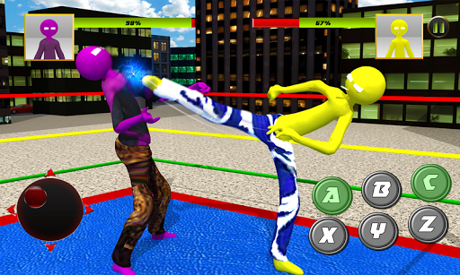 Stickman Wrestling 2.2 screenshots 3
