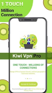 Kiwi VPN Pro – VPN connection proxy changer MOD (Paid) 1