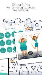 Body Diary Mod Apk Weight Loss Tracker (Full Unlocked) 5