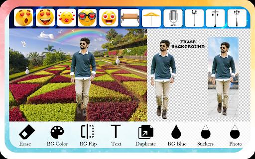 Garden Photo Editor - Photo Frames  screenshots 1