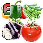 Learn Vegetables Name