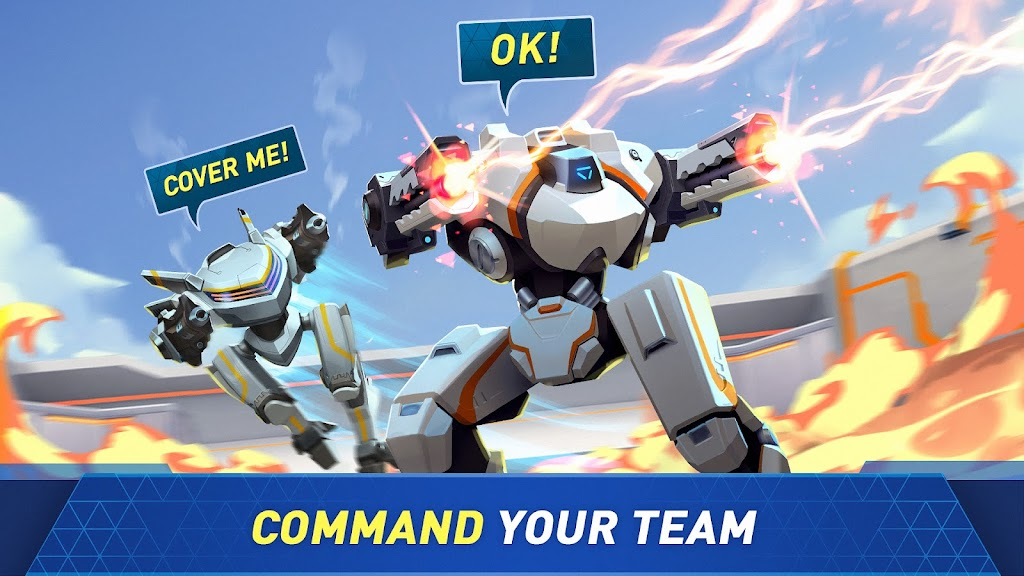 Mech Arena: Robot Showdown poster 3