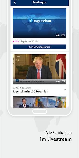 tagesschau - Aktuelle Nachrichten 3.0.2 Screenshots 4