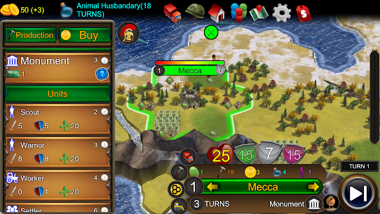World of Empires 2 MOD (Unlimited Money) 2