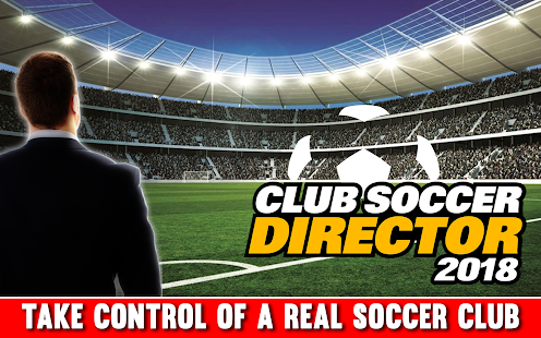 Club Soccer Director - Soccer Club Manager Sim screenshots 9