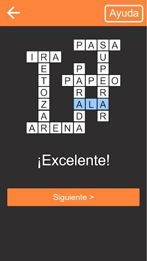 Crucigramas gratis en español 1.7.3 screenshots 3