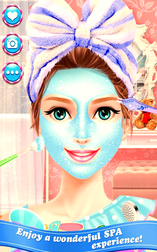 Fairy Makeup Dress Up Salon: Fashion Makeover Game  screenshots 3