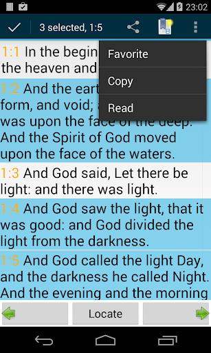 Bible KJV android2mod screenshots 3