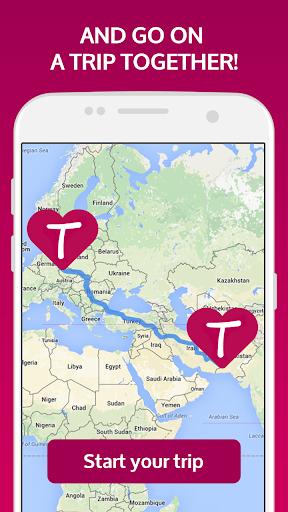 TourBar - Chat, Meet & Travel  Screenshots 4