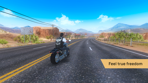 Outlaw Riders: War of Bikers Screenshots 13