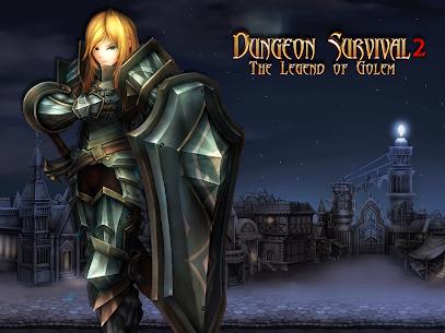 Dungeon Survival 2 Mod Apk (Unlimited Skills) 9
