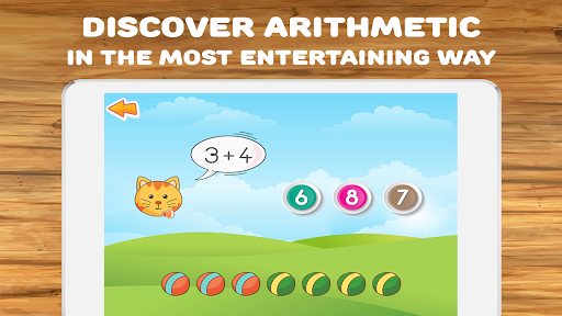 Math for kids: numbers, counting, math games 2.6.5 screenshots 5