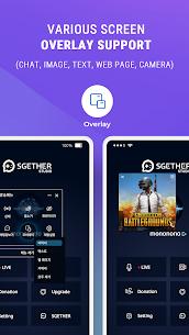 SGETHER Studio – Live Stream 1.2.6 Mod APK (Unlock All) 3