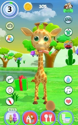Talking Giraffe 1.54 screenshots 13