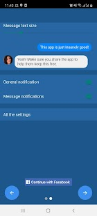 Lite Messenger Screenshot