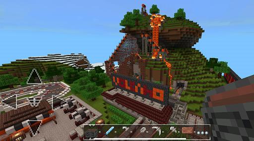New Mini World Craft 3D : Exploration  screenshots 3