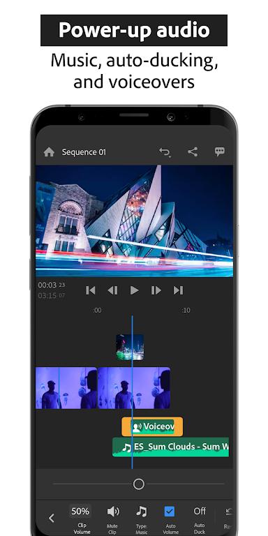 Adobe Premiere Rush — Video Editor poster 4