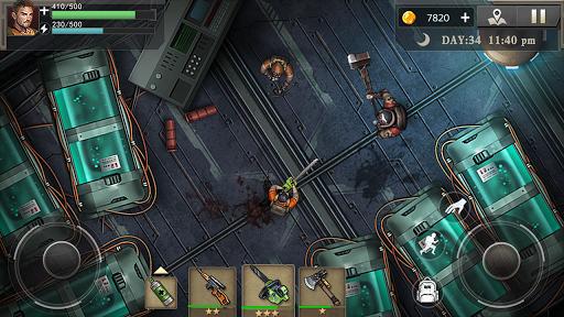 survival ark : zombie plague island screenshot 3