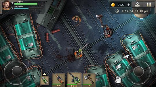 Survival Ark : Zombie Plague Island 1.0.4.9 Apk + Mod 3