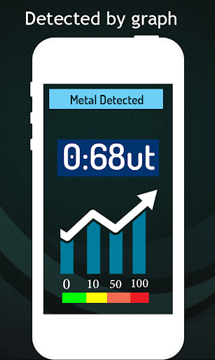 Metal Detector and EMF Scanner (Metal Detector)  screenshots 8