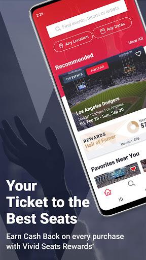 Vivid Seats   Event Tickets 202.0 screenshots 1