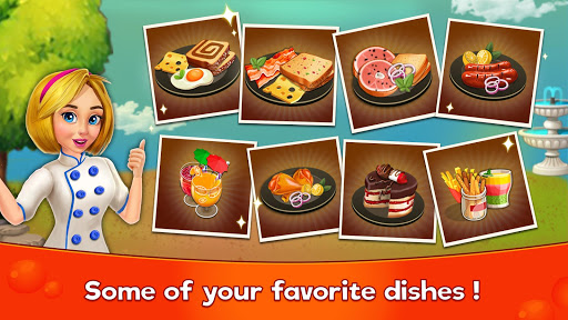 Cooking Cafe Restaurant Girls - Best Cooking Game 2.0.3 Screenshots 14