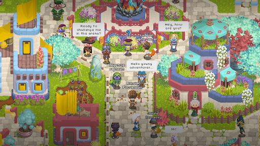 Naica Online - 2D MMORPG  screenshots 6