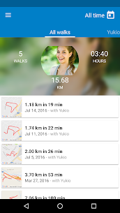 Dog Walk – Track your dogs! 4
