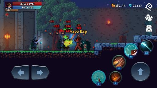 Darkrise - Pixel Classic Action RPG 0.4.11.1 screenshots 6