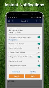 Scores App: Football Live Plays, Stats 2021 Season Apk Download 4