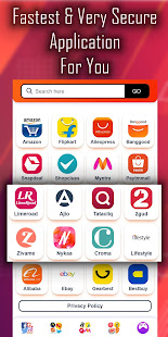 Download All Shopping apps & sites in one browser For PC Windows and Mac apk screenshot 4