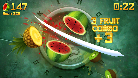Fruit Ninja® Screenshot