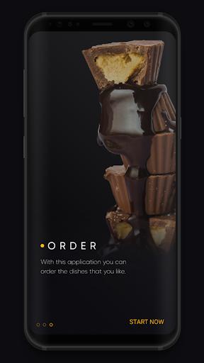 WARP Gourmet  screenshots 1
