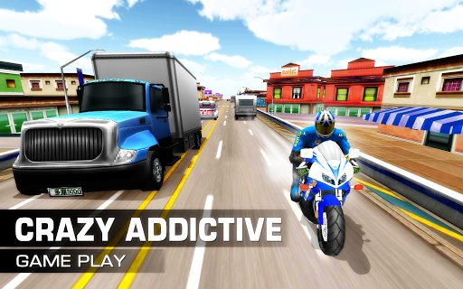 Moto Traffic Rider 3D modavailable screenshots 12