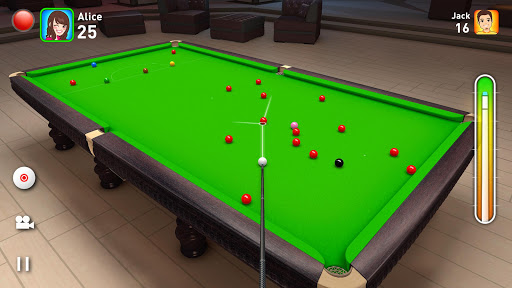 Real Snooker 3D 1.16 Screenshots 17